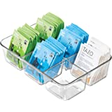 InterDesign Linus - Estación de té y café, Buns0509171634163439, Transparente, 1