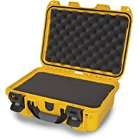Nanuk 915 Waterproof Hard Case with Foam Insert (Yellow)