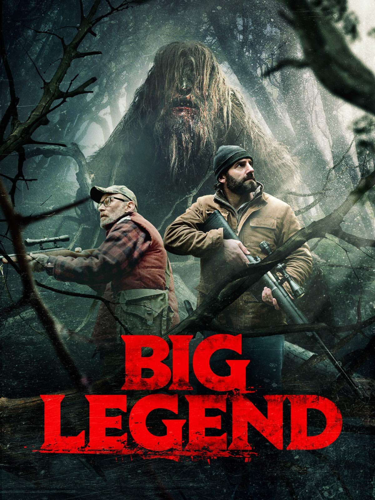 Big Legend on Amazon Prime Video UK