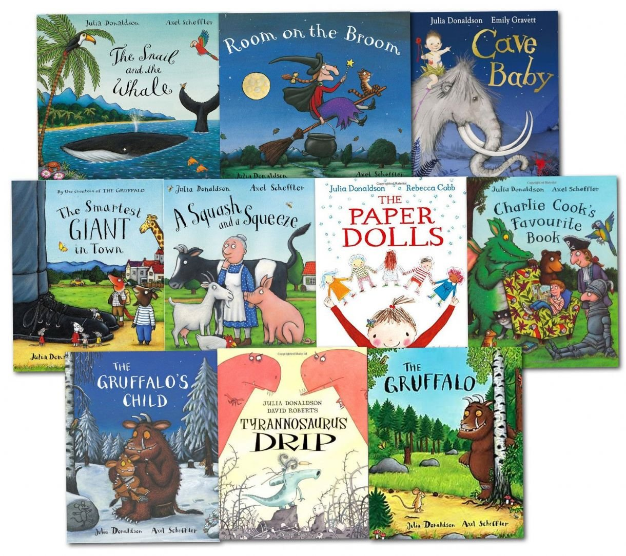 Image result for julia donaldson books