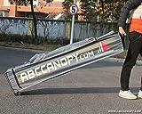 ABCCANOPY 10x10 Commercial Pop up Canopy Tent Roller BAG(gray)  sc 1 st  Amazon.com & Amazon.com: Undercover Canopy Professional Grade Aluminum Shelter ...