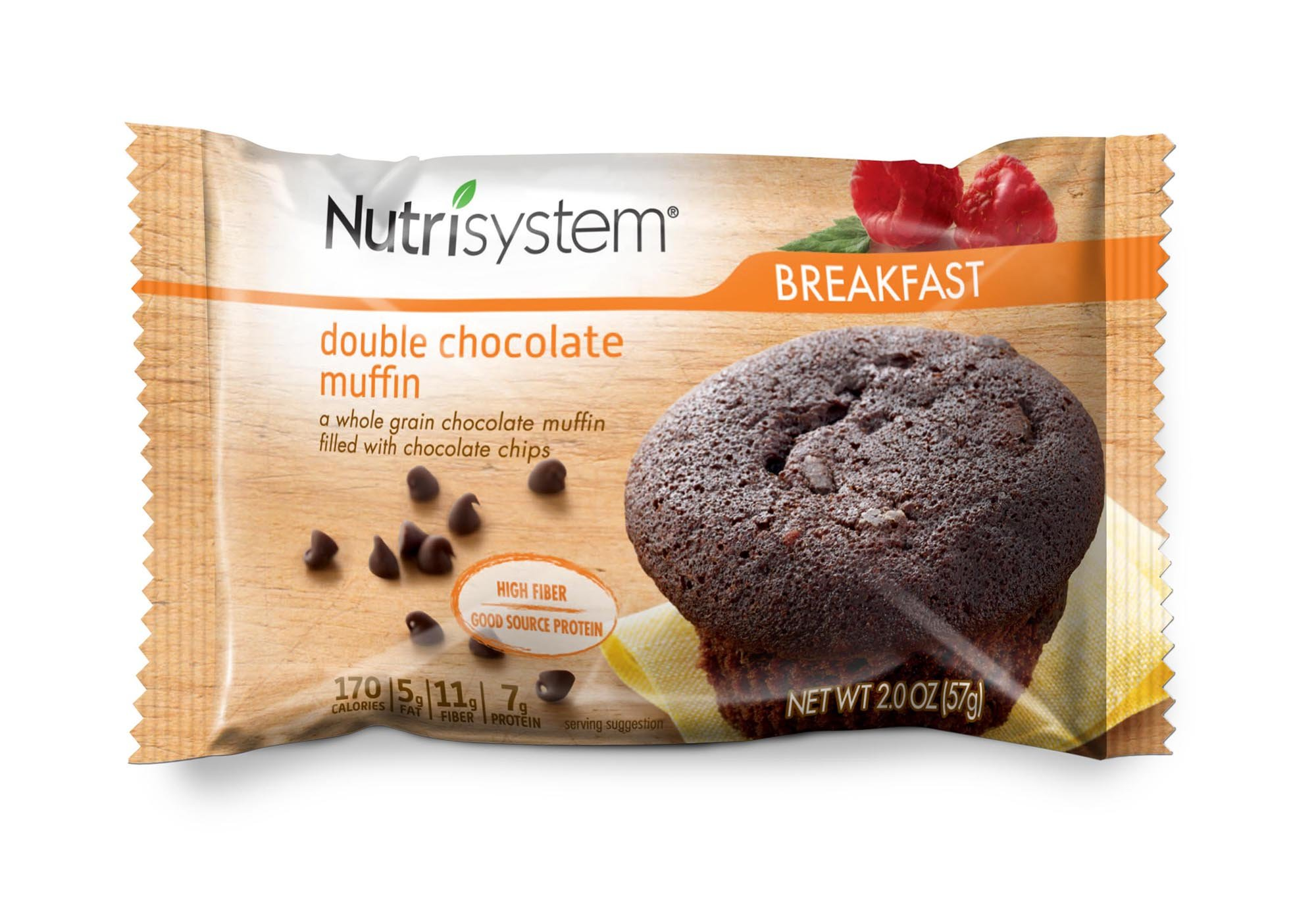 Nutrisystem ® Double Chocolate Mega Muffin-16 pack… by Nutrisystem (Image #3)