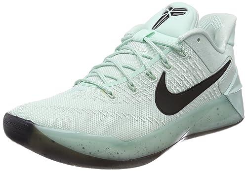 quite nice 889d6 478ff Nike Kobe A.d, Zapatos de Baloncesto para Hombre, Turquesa (Iglooblack), 40  EU  Amazon.es  Zapatos y complementos