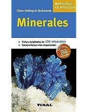 Minerales (Miniguia De Bolsillo (Miniguias de bolsillo)