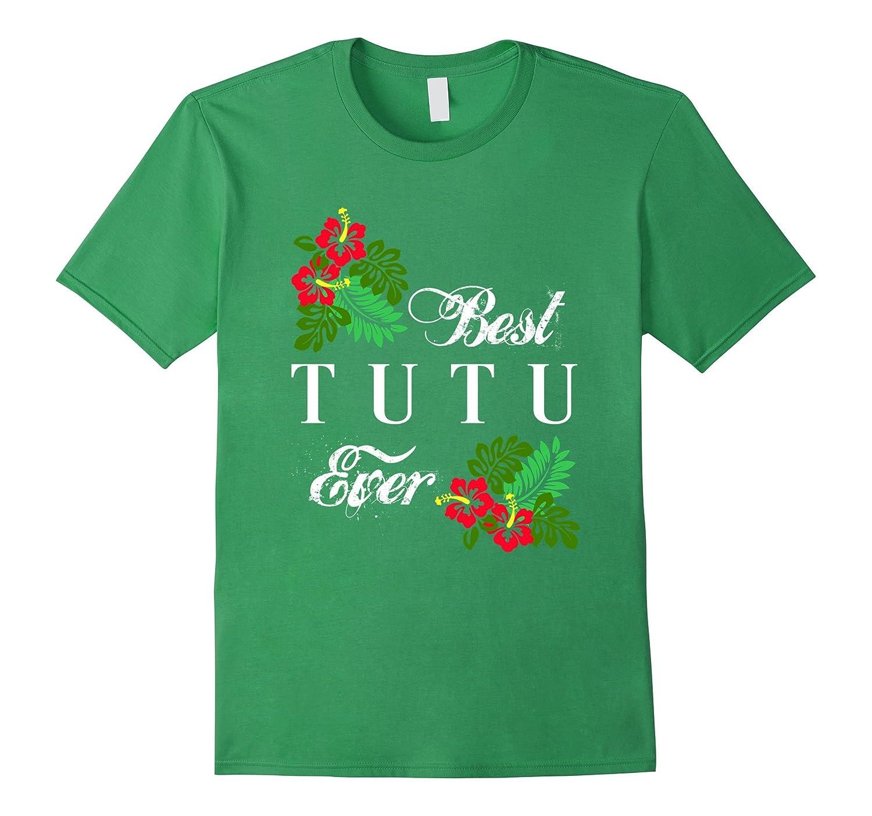 Best Tutu Ever Hawaii Elders T Shirt-T-Shirt