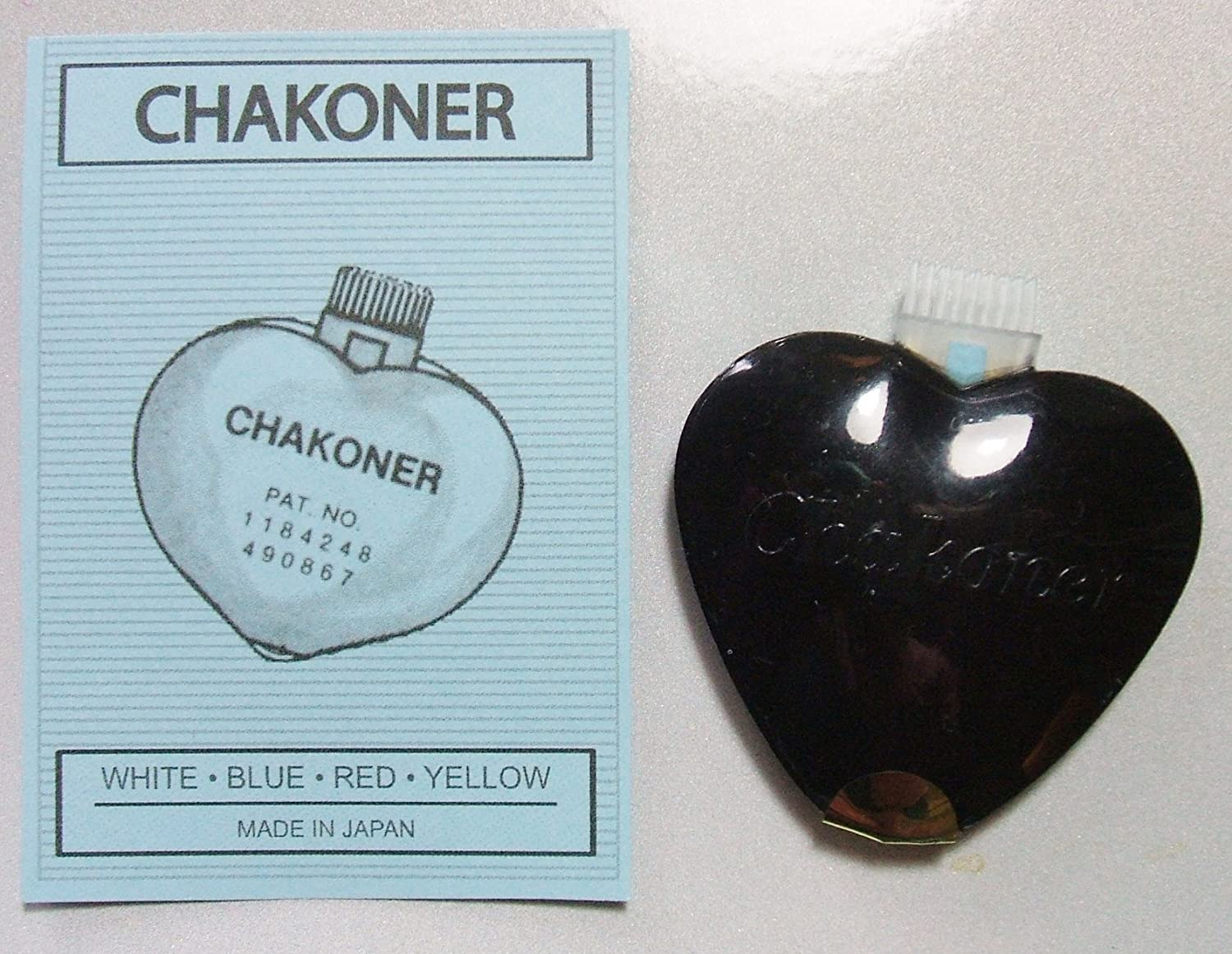 Heart Chakoner Blue Chalk Line Fabric Marker Tailor Seamstress Quilting Japanese Professional Sewing