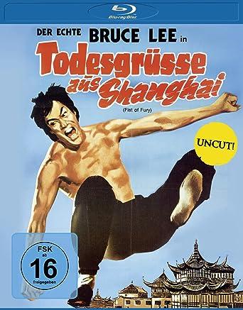 Bruce Lee Todesgrüße Aus Shanghai Uncut Blu Ray Amazonde