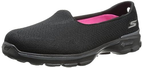 Skechers Go Walk 3 Insight Zapatillas De Deporte Mujer