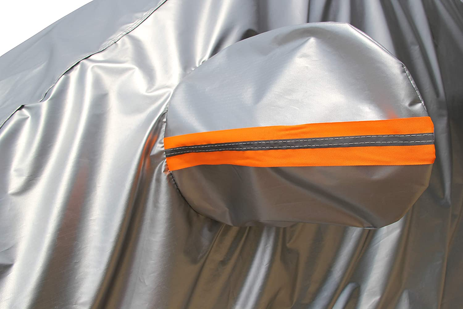 Shieldo Heavy Duty Car Cover with Windproof Straps and Buckles 100/% Waterproof All Season Weather-Proof Fit 191-200 Length Sedan