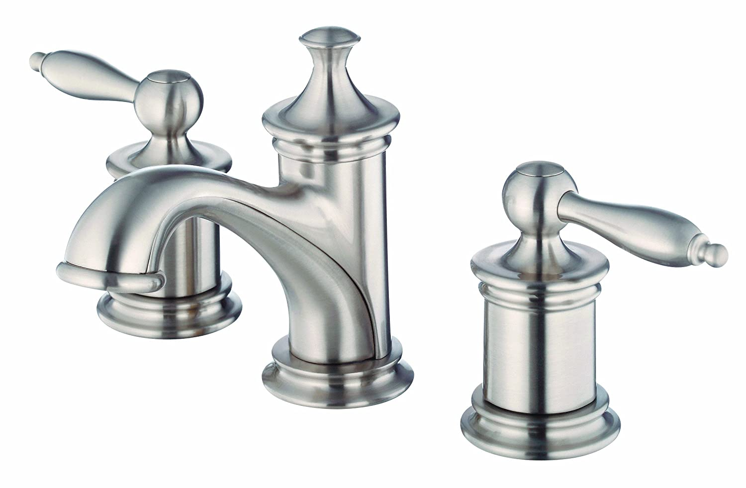 Danze D304010bn Prince Two Handle Mini Widespread Lavatory Faucet