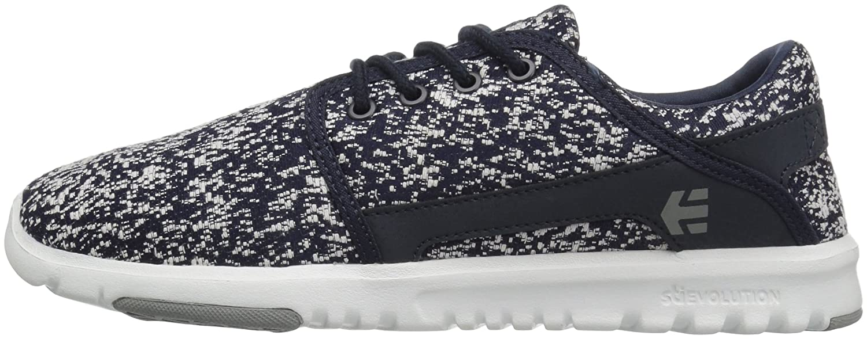 Etnies Womens Scout Sneaker B01DODQ7BU US|Navy/Grey 11 B(M) US|Navy/Grey B01DODQ7BU 5da9d2