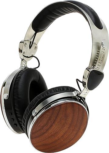 Symphonized Wraith 2.0 Bluetooth Genuine Wood Wireless Headphones