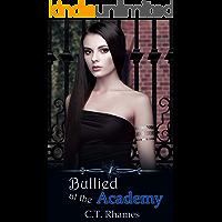 Bullied at the Academy : A Reverse Harem Bully Academy Romance (Island Academy Book 2)
