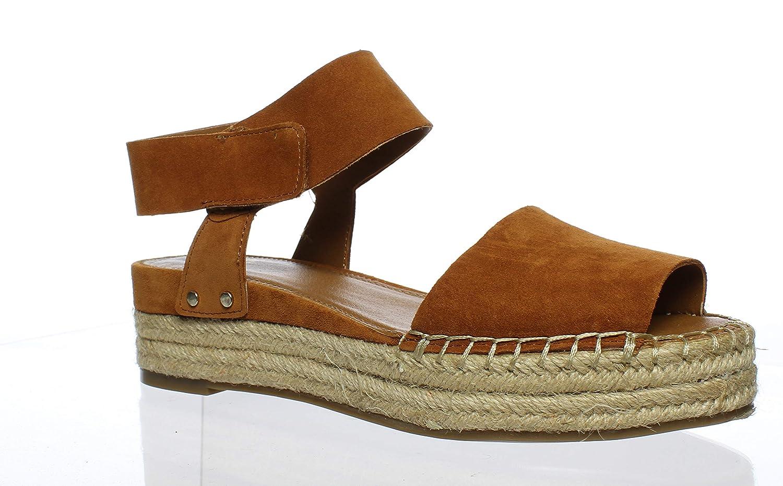 日本人気超絶の [Franco Sarto] Womens Sandals Oak Peep Toe Casual 9.5 Leather Sierra Flat Sandals B078Z1GJ7J 9.5 B(M) US|Sierra Sierra 9.5 B(M) US, MEX ONLINE STORE:32bd69e2 --- wattsimages.com