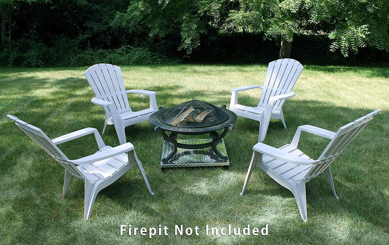 Deck Defender Gras Guard Fire Pit Heat Shield New Amazon De Garten