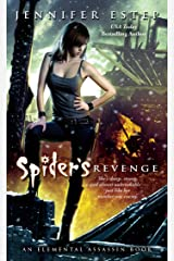 Spider's Revenge (Elemental Assassin series Book 5) Kindle Edition
