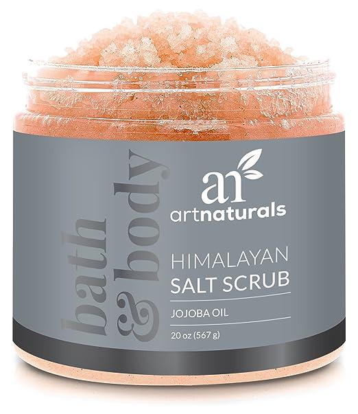 28 opinioni per Art Naturals® Scrub Per Il Corpo Al Sale Dell'Himalaya 567 gr – Esfoliante e