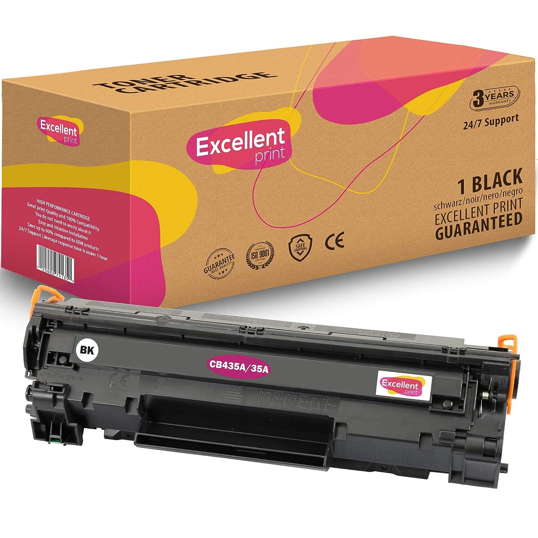 Excellent Print CB435A 35A Compatible Cartucho de Toner para HP ...