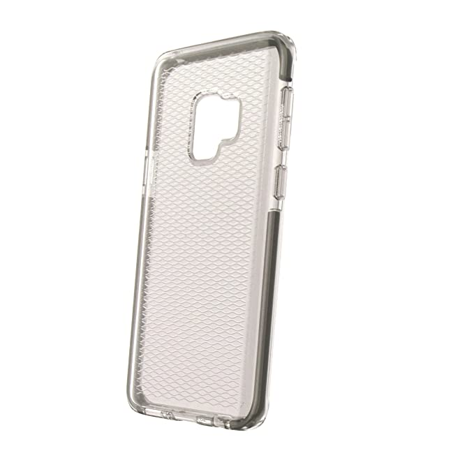 official photos 400e6 32503 Samsung Galaxy S9 Body Glove Prizm Impact Series Case with Intellishock Gel  - Smoke and Black - 9632201