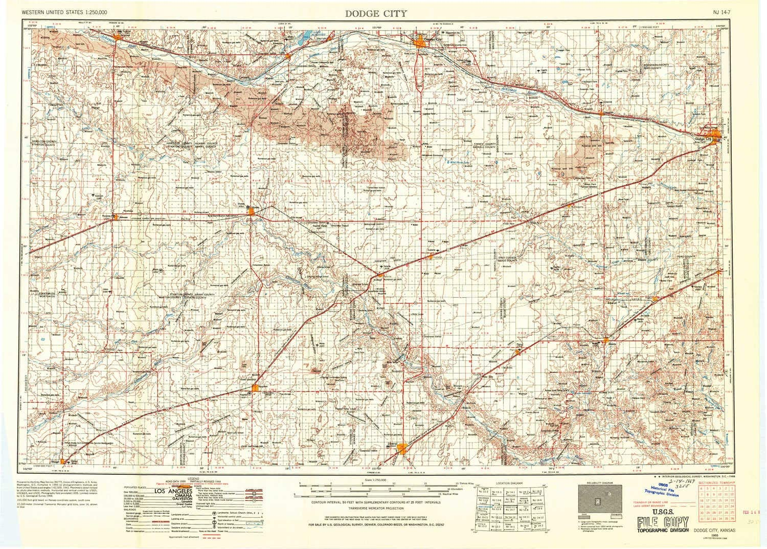 Amazon.com : YellowMaps Dodge City KS topo map, 1:250000 ... on gunsmoke dodge city map, abilene ks map, historical dodge city map, american old west, old dodge city map, kansas city shopping map, kansas city ks map, great bend, cheyenne wyoming map, ford county, topeka kansas map, kansas city mo map, sod house, old towne orange historic district map, long branch saloon, junction city, garden city, dodge city war, colby ks city map, denver colorado map, kansas state map, santa fe trail remains, boot hill, oregon city oregon map, map of kansas city kansas street map, sedalia mo map, maps of united states map, liberal kansas map, cheney lake point wichita ks map, phoenix arizona map,