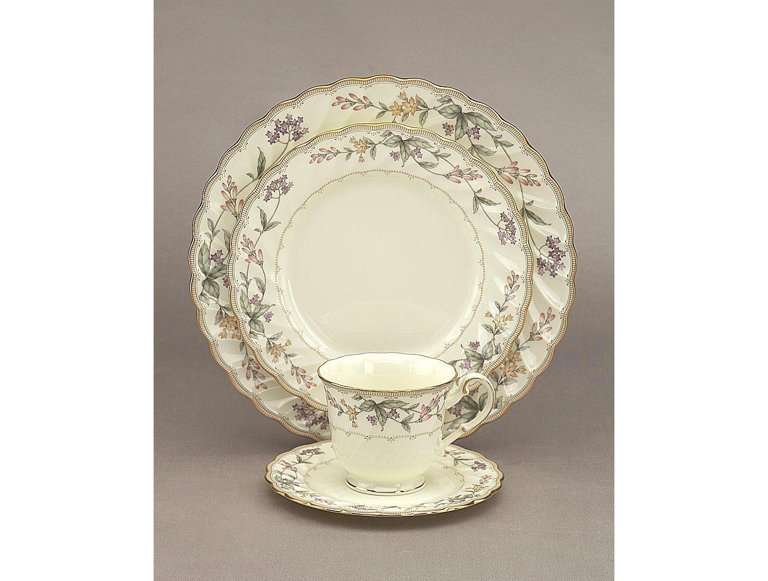 Noritake Brookhollow #4704 Saucers Only