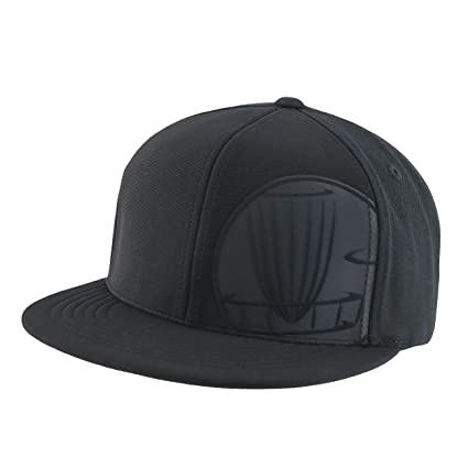 Buy DGA Circle Stamp Snapback Flat Bill Cap a204e2acd01d