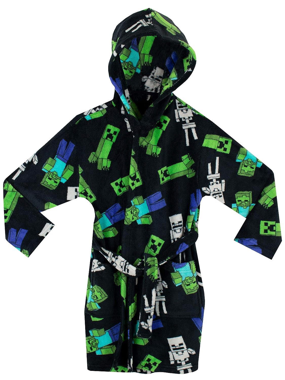 Minecraft Boys' Creeper Robe