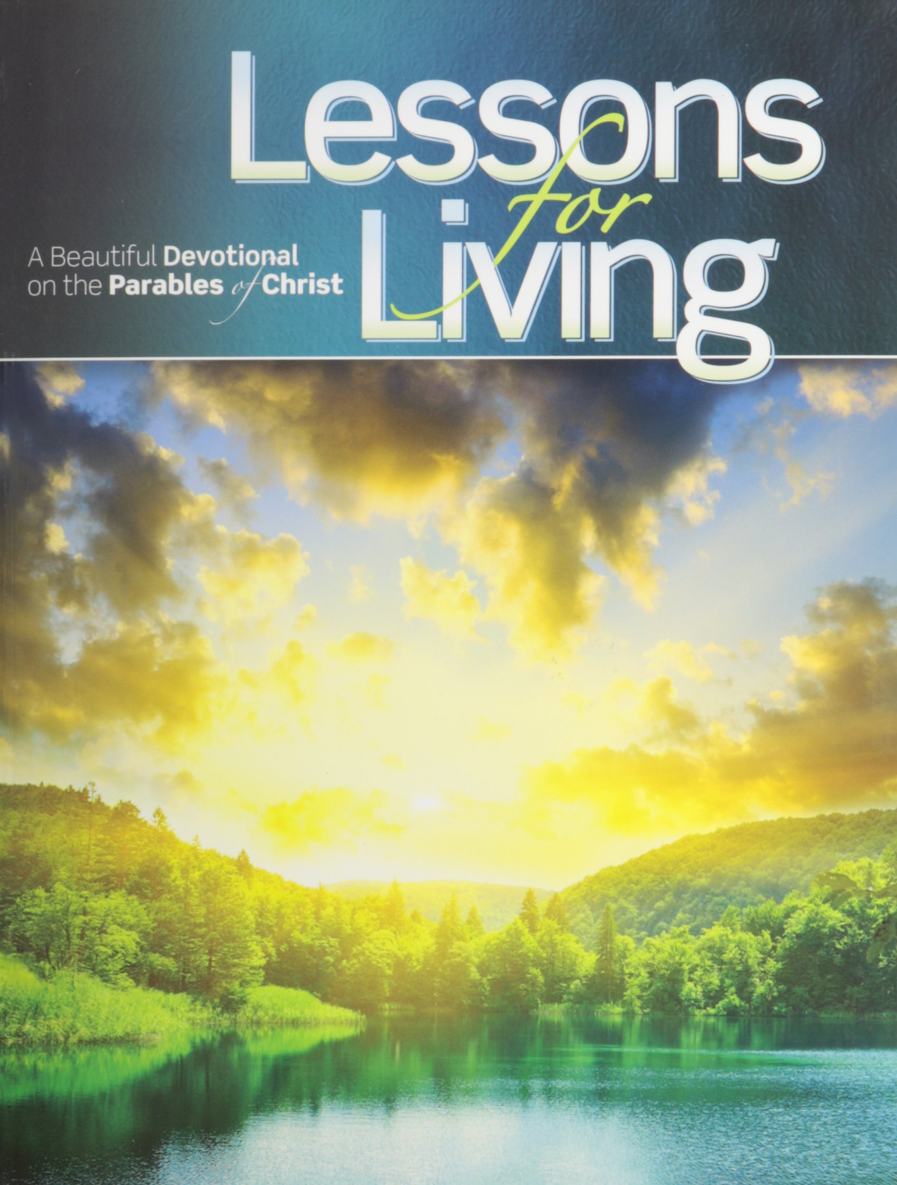 Download Lessons for Living: A Beautiful Devotional on the Parables of Christ pdf