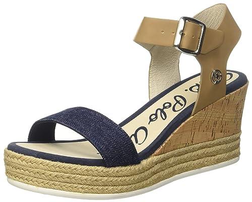 U.S.POLO ASSN. Niva, Zapatillas para Mujer, (Natural Nat-Jeans ...