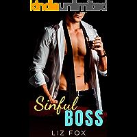 Sinful Boss: A Curvy Woman Office Romance (Bad Bosses Book 4)