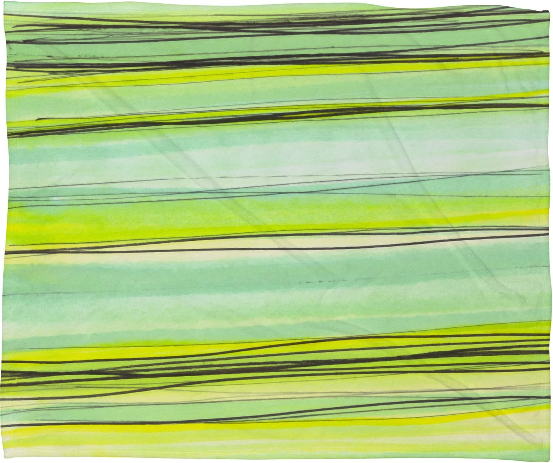 Deny Designs Sophia Buddenhagen Shoreline Fleece Throw Blanket 50 x 60