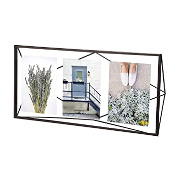 Amazon De Umbra Prisma Bilderrahmen Collage 13 X 18 Cm Wand Und