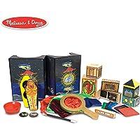 Melissa & Doug Deluxe Kids Magic Set with 10 Classic Tricks
