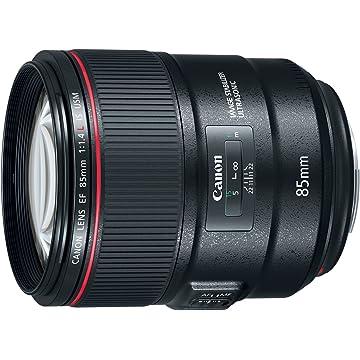 EF 85mm ƒ/4L IS