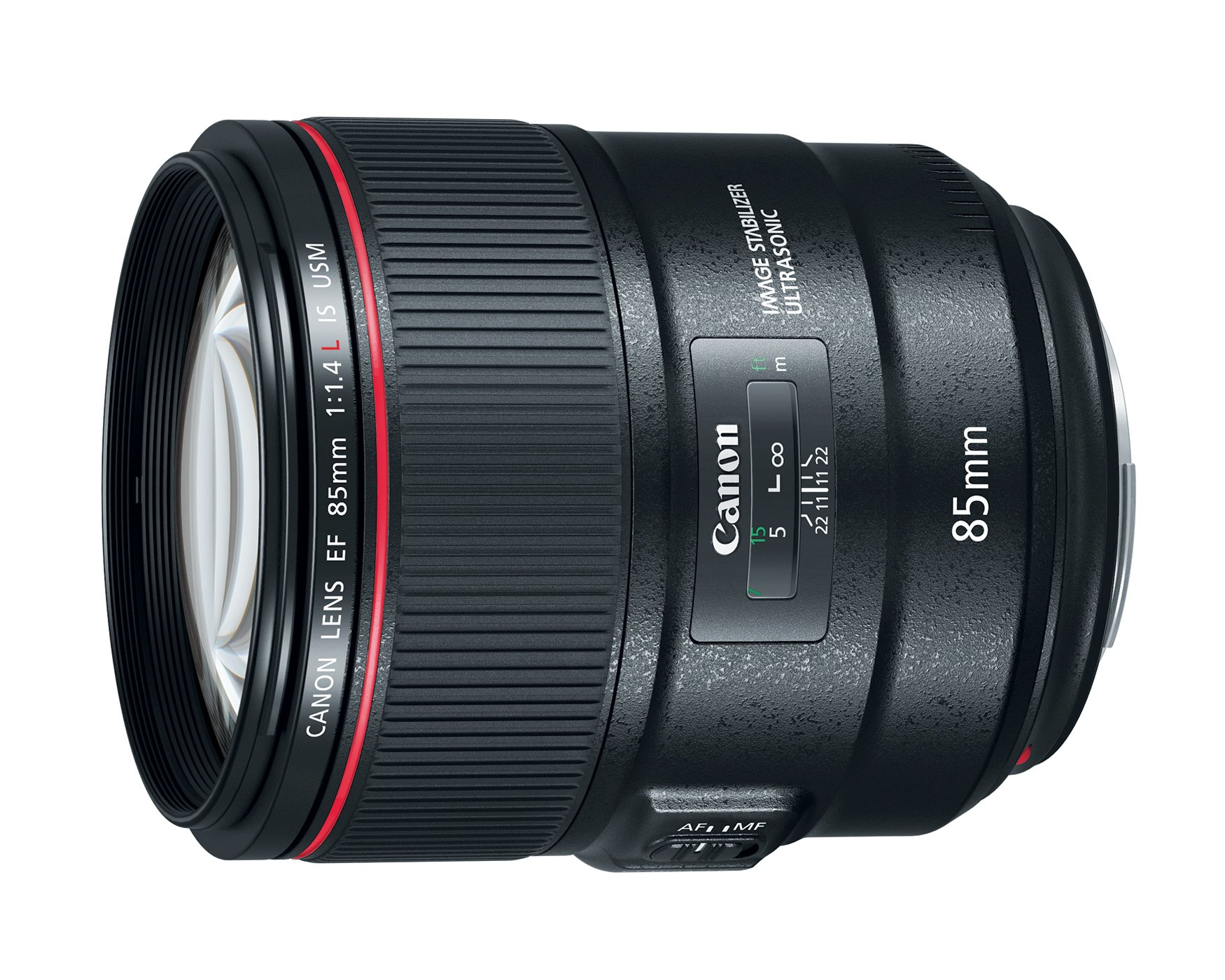 Canon EF 85mm f/1.4L IS USM - DSLR Lens with IS Capability by Canon