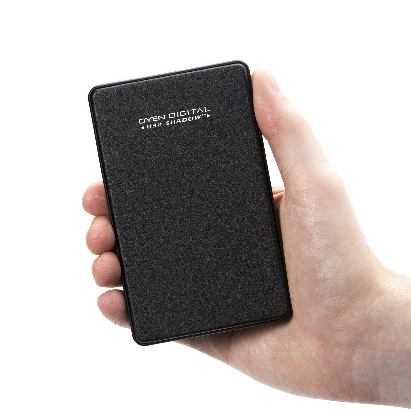 U32 Shadow 500GB USB 3.0 External Hard Drive for Xbox One