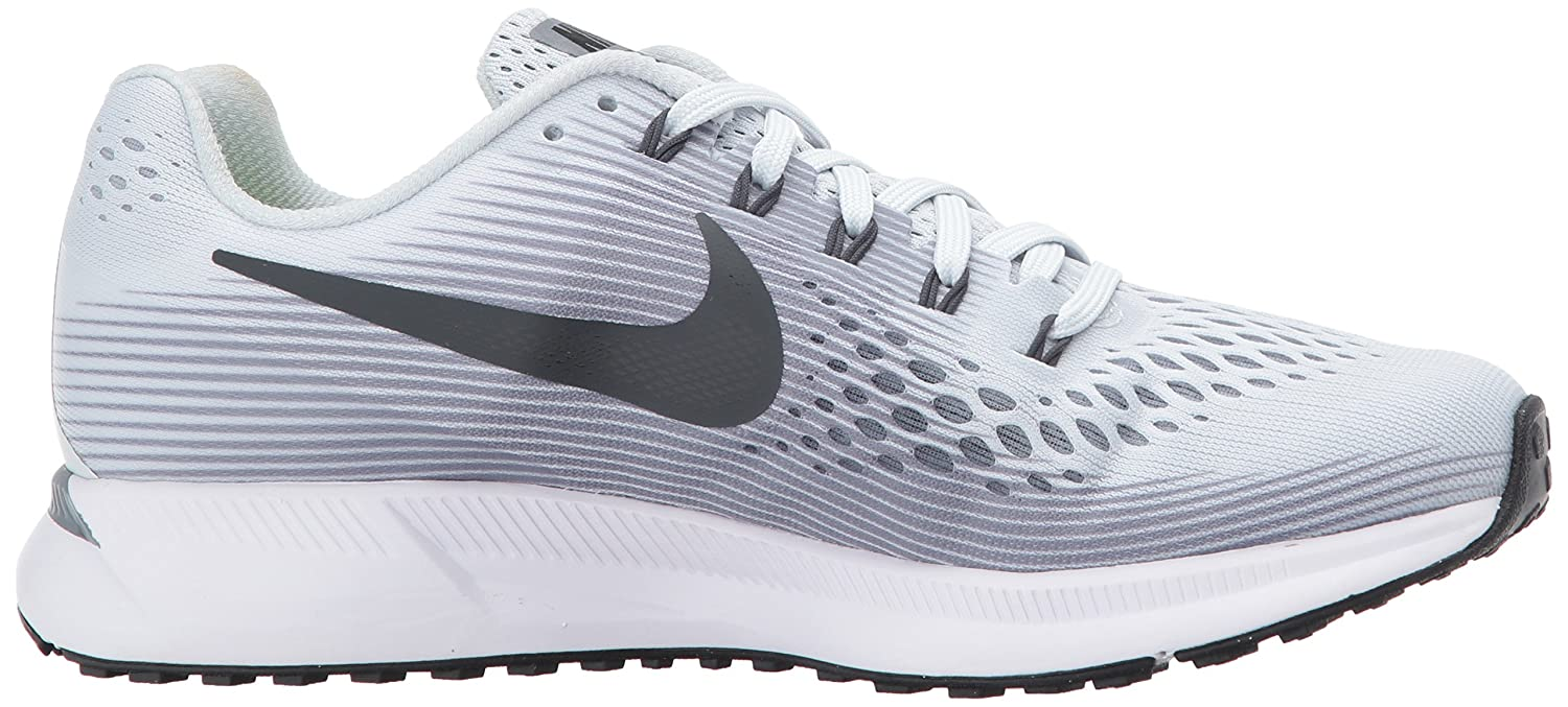 Amazon.com | Nike Womens Air Zoom Pegasus 34 Pure Platinum/Anthracite Running Shoe | Road Running