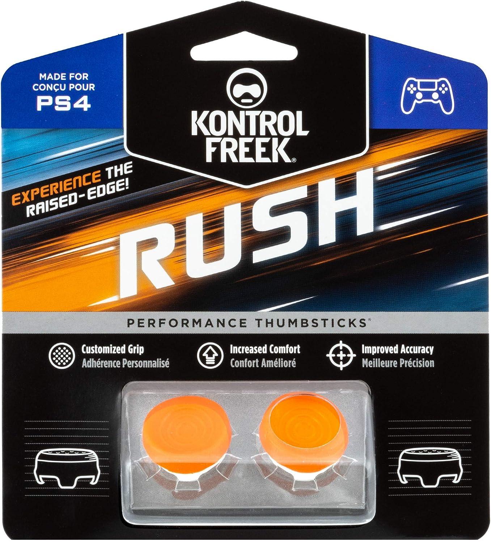 KontrolFreek Rush Performance Thumbsticks para PlayStation 4 (PS4 ...