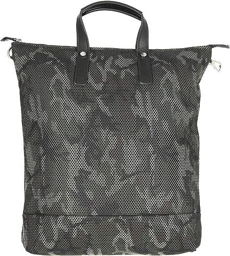 jost mesh x change s rucksack silber