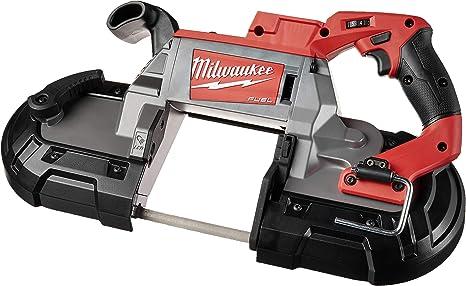 Milwaukee 18V M18 Fuel 2729-22 Hoja de sierra de cinta de corte profundo B//S
