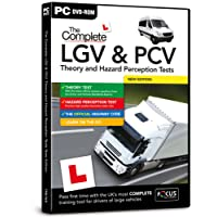 The Complete LGV and PCV Theory and Hazard Perception Test