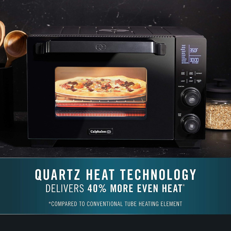 quartz-heat-tech-oven-to-dehydrate-fruits