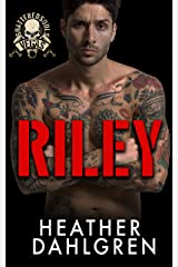 Riley (Shattered Souls MC Book 4) Kindle Edition