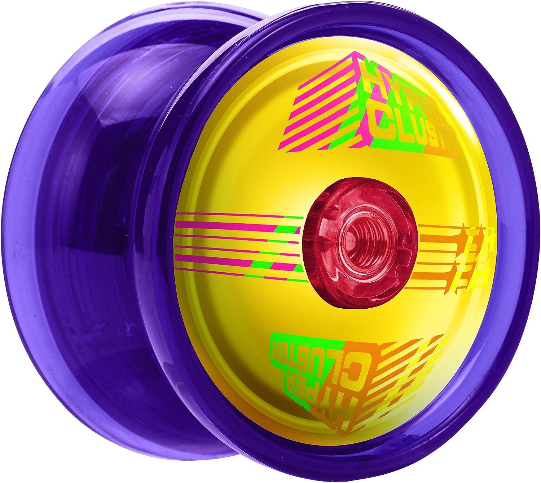 Spin Vampire Loop Bandai America Inc. Hyper Cluster Yo-Yo Skin Pack