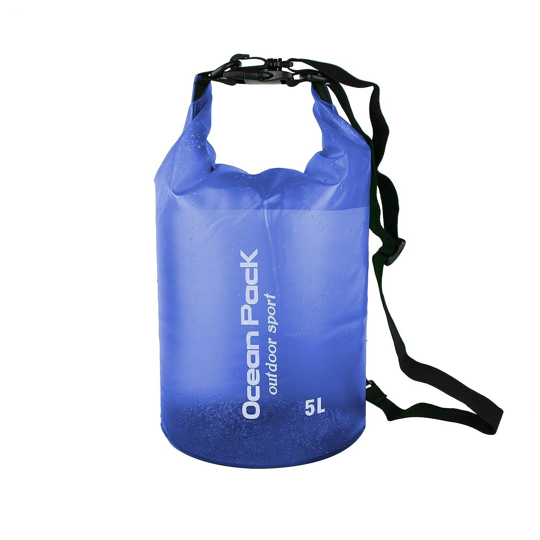 Bolsas Estancas Transparente para Kayak Natación Buceo ...