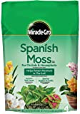 Miracle-Gro Spanish Moss, 4-Quart (For Hobbies, Crafts or as a Decorative Soil Cover) (currently ships to select Northeastern & Midwestern states)