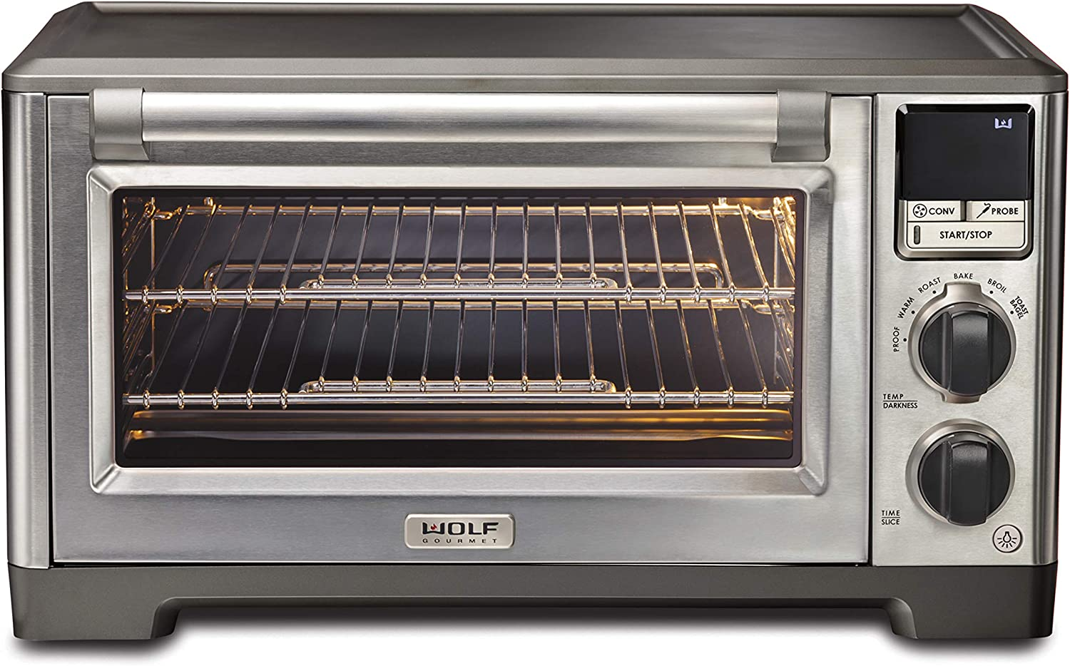 Wolf Gourmet WGCO160S Elite Countertop Convection Oven