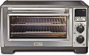 Wolf Gourmet WGCO160S Elite Countertop Convection Oven