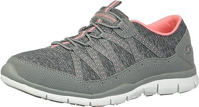 Skechers Gratis-Lets Cruise, Zapatillas para Mujer: Amazon.es: Zapatos y complementos