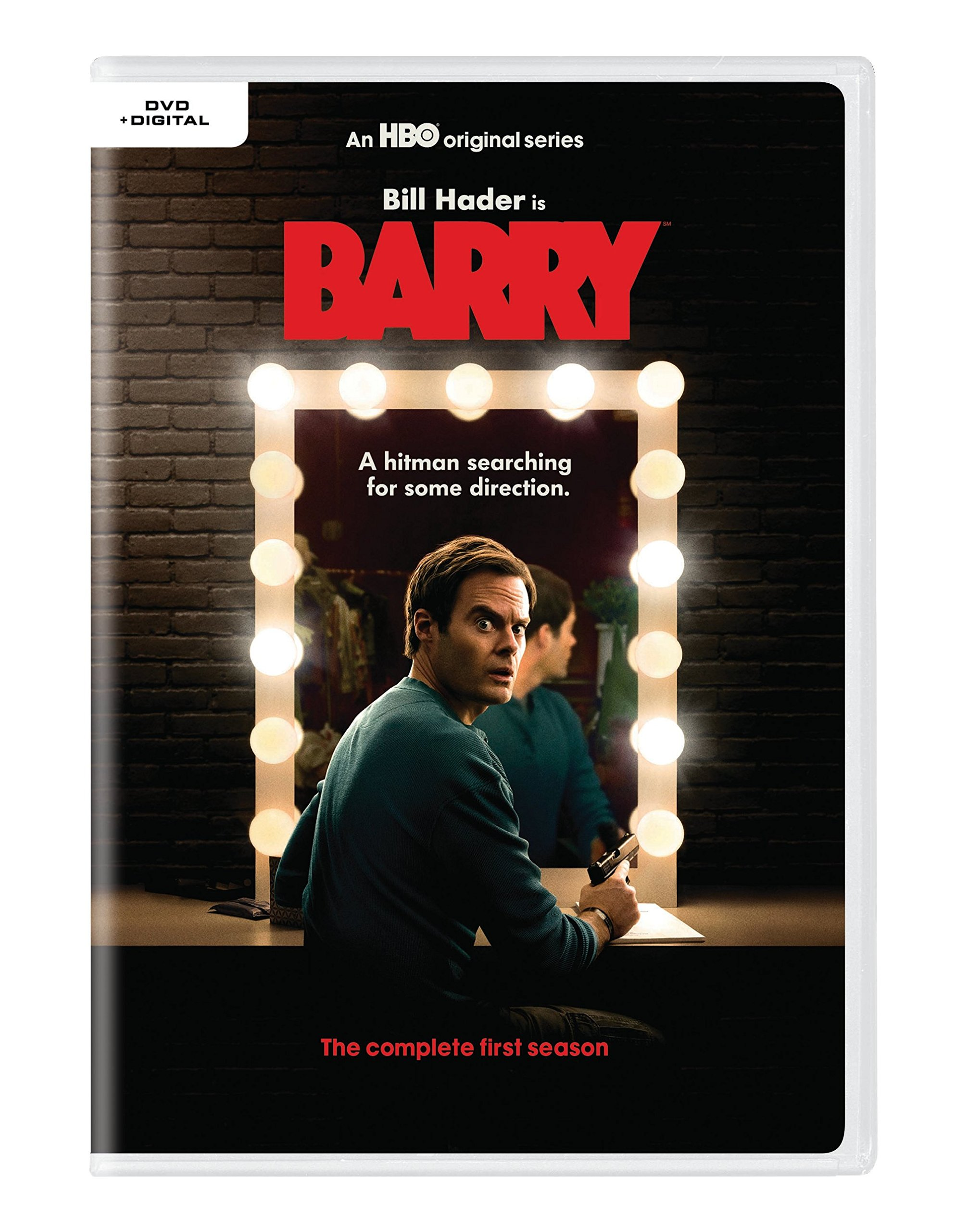 DVD : Barry: Season 1 (Ultraviolet Digital Copy, Special Edition, Digital Copy, Eco Amaray Case)